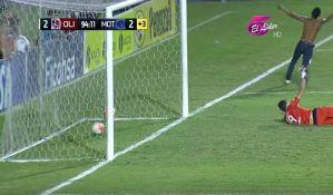 VIDEO: Gol postigli i fudbaler i navijač