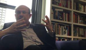 Salman Ruždi piše roman o vremenu Obame i Trampa