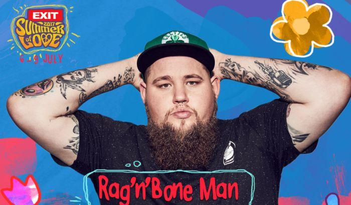 VIDEO: Rag'n'Bone Man stiže na ovogodišnji Exit