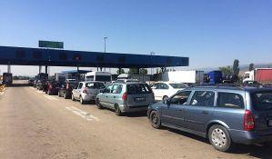 AMSS: Savet vozačima da koriste manje frekventne granične prelaze