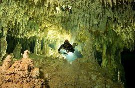 VIDEO: Najveća povezana podvodna pećina pronađena u Meksiku