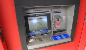 Ne koristite sumnjive bankomate, možda vam snimaju PIN