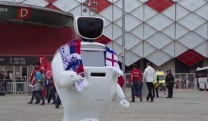 VIDEO: Rusi napravili robota koji će navijače štititi od huligana