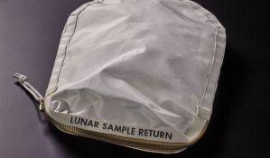 Torba s prve misije na Mesecu prodaće se za četiri miliona dolara