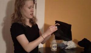 VIDEO: Kako da očistite fleke od soli na čizmama