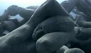VIDEO: Otvoren prvi podvodni muzej u Evropi