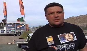 Sagmajster uspešno završio Dakar reli