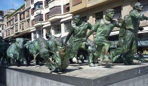Od Pamplone se traži da ukine krvave trke s bikovima