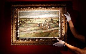 Slika Van Goga na aukciji prvi put posle 20 godina