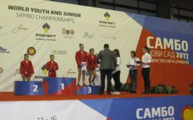 SP u sambou za juniore: Srbija osvojila pet medalja