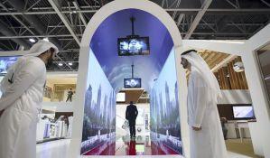 Dubai: Virtuelni akvarijum skenira lica putnicima na aerodromu