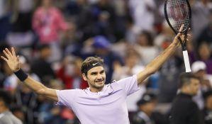 Federeru titula u Šangaju, ubedljivo protiv Nadala