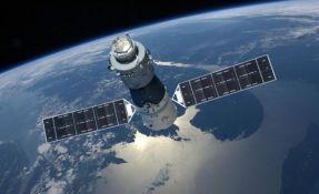 Kineska svemirska stanica pada na Zemlju