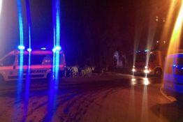 Dvoje povređeno u požaru na Novom naselju