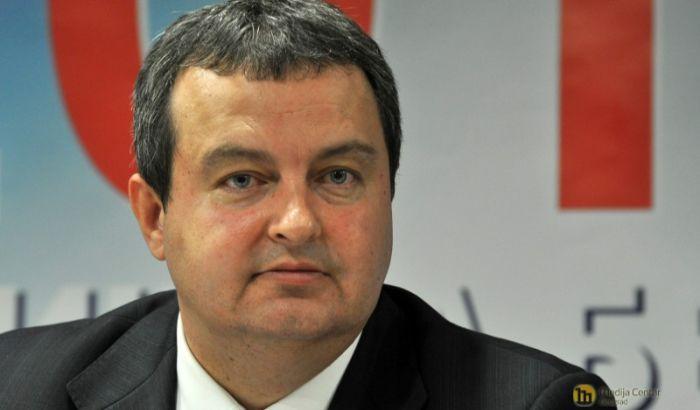 Dačić: Spoljne politike Srbije i EU nisu potpuno skladne
