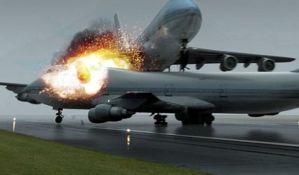 Najbizarnije avio-nesreće