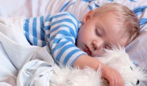 Kako naviknuti dete na spavanje?
