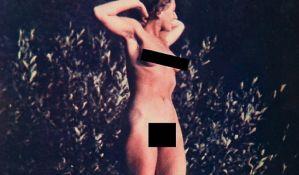 Objavljene nage fotografije Hitlerove ljubavnice