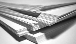 Napravljen papir na kojem može da se štampa do 40 puta