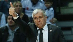 Željko Obradović najbolji trener Evrolige