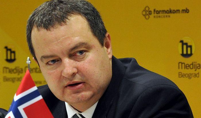 Dačić: Ako drugi zatvore granice, i Srbija će