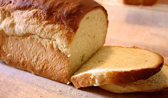 Jedemo sve manje hleba