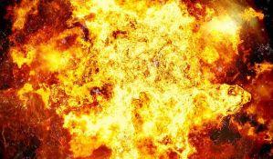 Trinaestoro povređeno u eksploziji u fabrici kozmetike