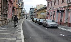 Miletićeva ulica ponovo cela otvorena za saobraćaj