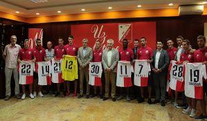 FOTO: Voša u novu sezonu sa novim timom, predstavljeno deset novajlija