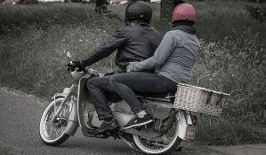Besplatan trening bezbedne vožnje za mopediste