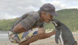 VIDEO: Svake godine pingvin pređe 8.000 km da poseti ribara koji ga je spasao