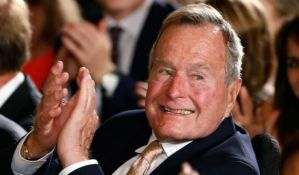 Džordž Buš u bolnici
