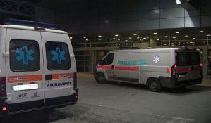 Vozilo Hitne pomoći pregazilo pacijenta