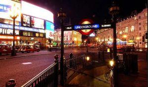 U London stigao prvi teretni voz iz Kine