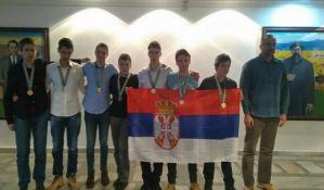 Mladi matematičari doneli nove medalje sa takmičenja u Kazahstanu