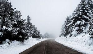 AMSS: Opreznost zbog poledice na putu