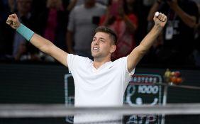 Sjajni Krajinović u finalu mastersa u Parizu, za titulu sa Sokom