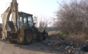 VIDEO: Očišćen deo starog puta Vrbas - Srbobran