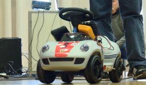 Stiže prvi srpski električni automobil