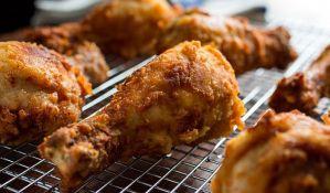Piletina koju jedemo zapravo nema ukus piletine