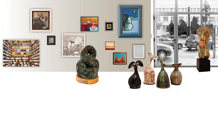 Zimska prodajna izložba od 11. do 21. januara u Malom likovnom salonu