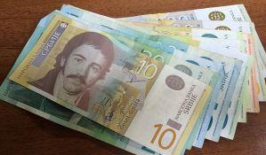 Zašto je poguban jak dinar?