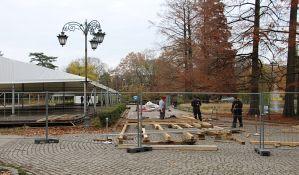 Počela izgradnja Ledene šume, moguće povremeno zatvaranje dela Dunavskog parka