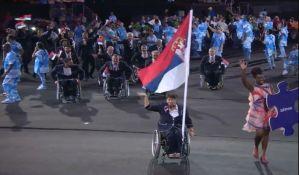 Otvorene Paraolimpijske igre, zvižduci za predsednika Brazila