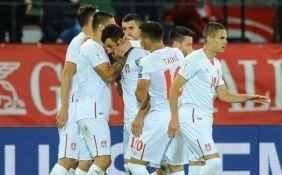 Srbija protiv Gruzije za plasman na Mundijal