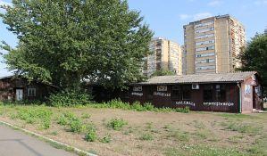 Izložen plan koji predviđa nove zgrade umesto zelenih površina na Naselju i Detelinari
