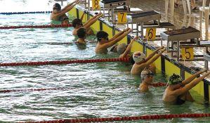 U subotu veliki plivački miting