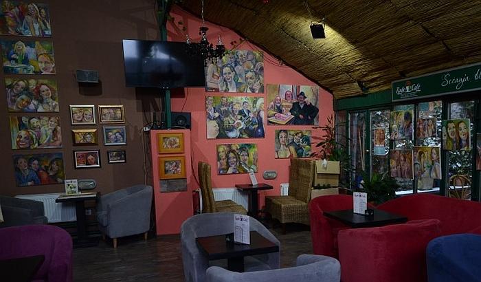 Produžena izložba slika Đorđa Beare u Radio kafeu
