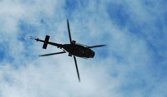Helikopter sa šest spasilaca se srušio u Italiji