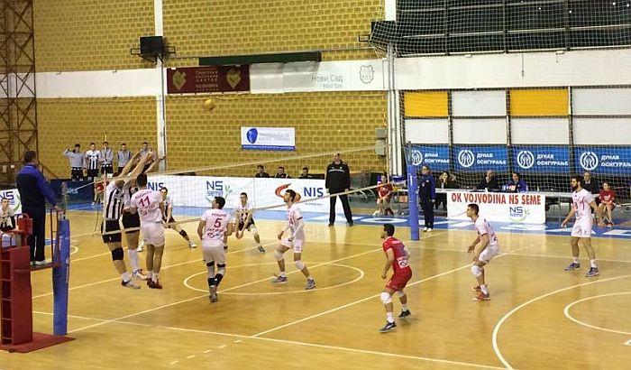 Vojvodina poslednji polufinalista Kupa